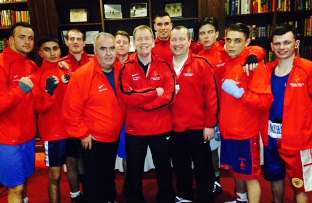 Woking ABC Team in Chicago 2016